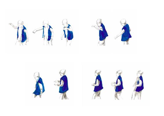 dancing ojisan